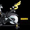 Swing spinner bike